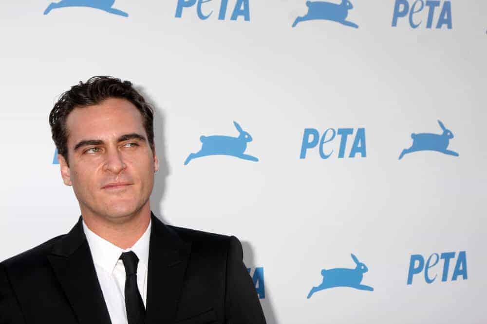 Joaquin Phoenix Gana Premio Por Defender a Los Animales